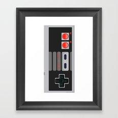 Old Nes Pad Framed Art Print