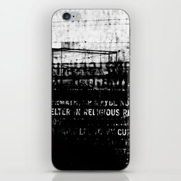DUPLICITY / 02 iPhone Skin