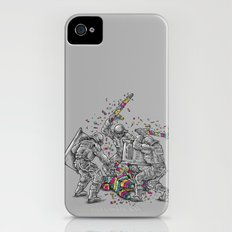 Police Brutality Slim Case iPhone (4, 4s)