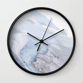 Mountain Breeze Wall Clock