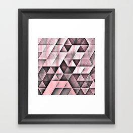 Pink's In Framed Art Print