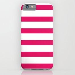 Pink Fuchsia iPhone Case