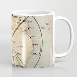 Antarctica Territories Coffee Mug