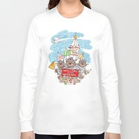 russian Long Sleeve T-shirts featuring True Russian! by Tatiana Ivchenkova