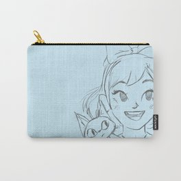 Kiki's Delivery Service - Fan Art Carry-All Pouch