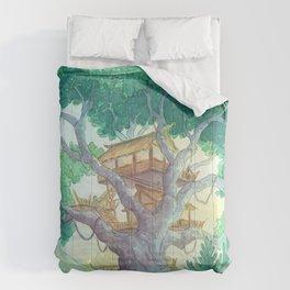 Tree Top Comforters