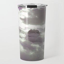 Violet landscape Travel Mug