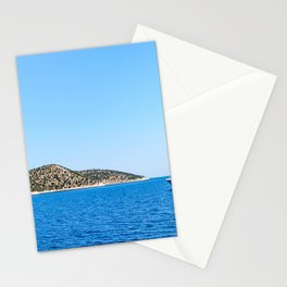 Remote Island Stationery Cards