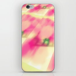 Cotton Candy Landscape iPhone Skin