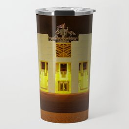 Australian Parliament House, Canberra Travel Mug