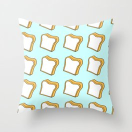 Carb Overload Throw Pillow