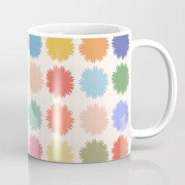 Pom Pom Wild Flower Coffee Mug