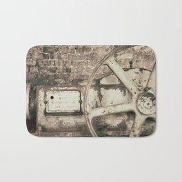 Compressor Company Bath Mat