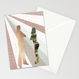 Beggars  Still Can't Be Choosers Stationery Cards