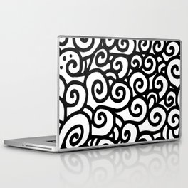 In Motion Laptop & iPad Skin