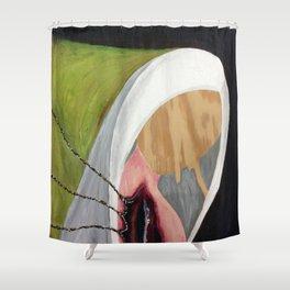 Empty Souls Shower Curtain