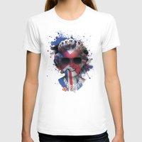 deadmau5 T-shirts featuring Queen Listen Music by Sitchko Igor