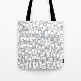 Outstanding Rabbit Tote Bag
