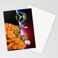 STARFOX - The Lylat Space Program Stationery Cards