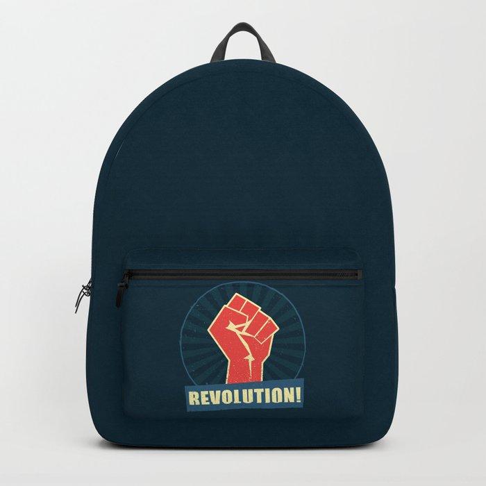Revolution! Backpack