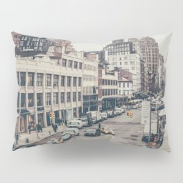 Tough Streets - NYC Pillow Sham
