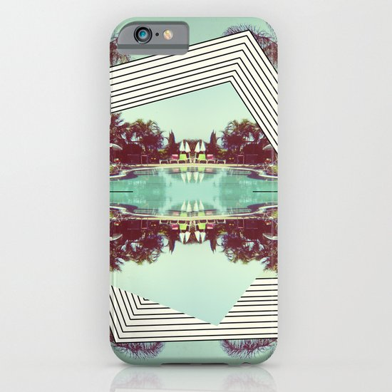 Tropics Trip iPhone & iPod Case