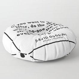 49      David Goggins Quotes   190901 Floor Pillow