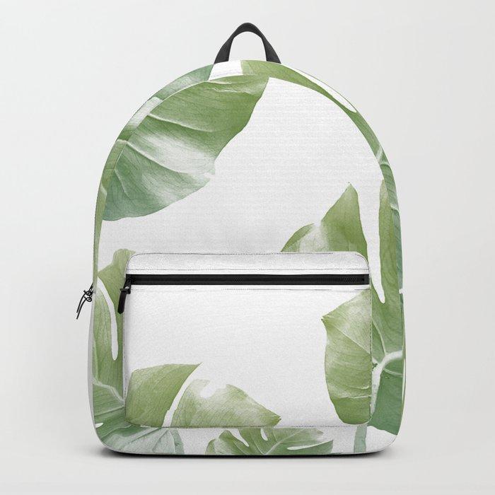 Monstera Rising Backpack