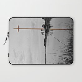The Great Cross Laptop Sleeve