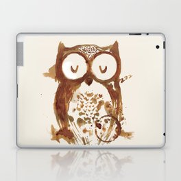 Too Early Bird Laptop & iPad Skin