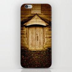 sigmund iPhone & iPod Skin