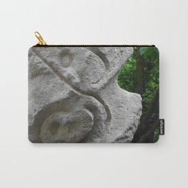 stone art deep notch Carry-All Pouch