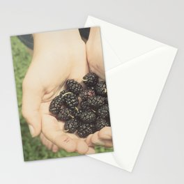 berry. Stationery Cards