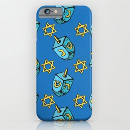 Hanukkah iPhone Case