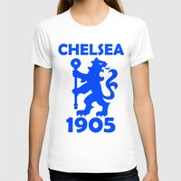 chelsea T-shirts featuring Chelsea 1905 by Sport_Designs