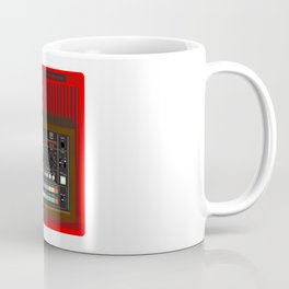 Vintage Drum Machine Coffee Mug