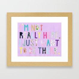 tenderqueerthings #32 Framed Art Print