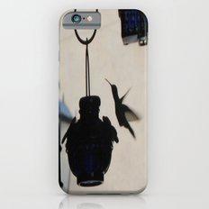 Humming Bird Silhouette  Slim Case iPhone 6