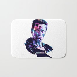 Arnold Schwarzenegger: BAD ACTORS Bath Mat