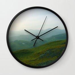Land of Legends Wall Clock