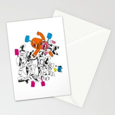 fight the power Stationery Cards
