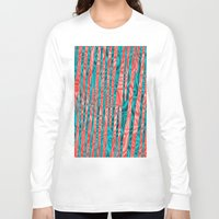 community Long Sleeve T-shirts featuring Gated Community by RingWaveArt