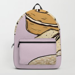 V is for Victoria Sandwich Backpack