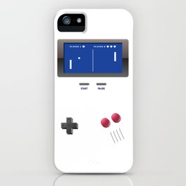 RetroPlayer iPhone Case