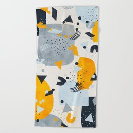 Ania Beach Towel
