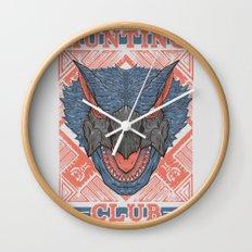 Hunting Club: Nargacuga  Wall Clock