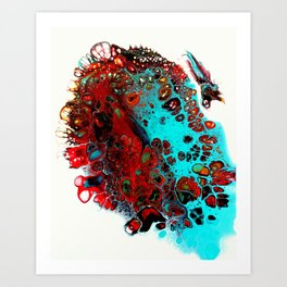Birdsnest Art Print