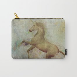 Lovely Unicorn Carry-All Pouch