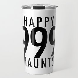 Haunted Mansion 999 Happy Haunts Travel Mug