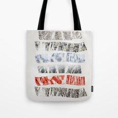Nature Tape Tote Bag